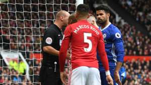 HD Diego Costa Marcos Rojo Chelsea Manchester United