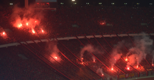 Ahly fans - by mahmoud maher