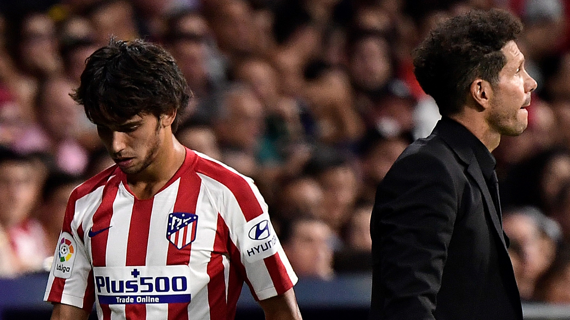 Joao Felix wants to grow like Griezmann under Simeone at Atletico
