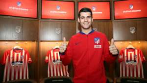 Álvaro Morata Atlético de Madrid