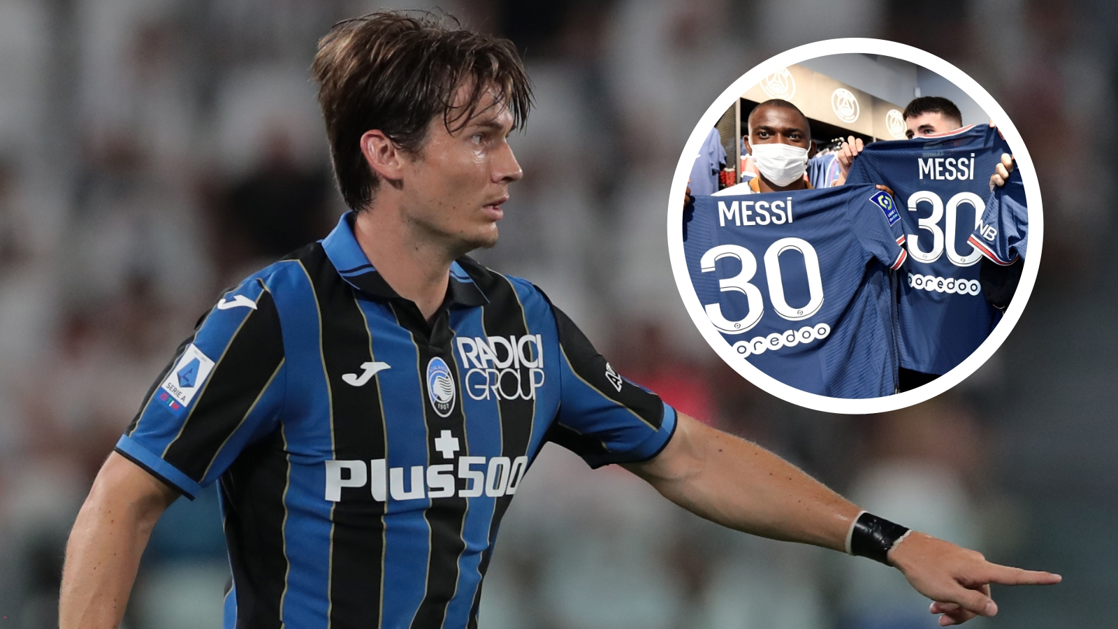 'I bet Messi never has to deal with this!' - De Roon can't give shirts away in Atalanta shop