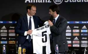 Agnelli Allegri Juventus