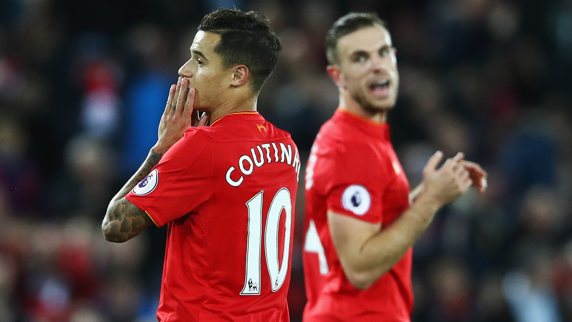 'Coutinho's time at Liverpool has passed' – Henderson doubts 'exceptional' playmaker will return