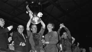 Bobby Charlton Manchester United 1968 European Cup