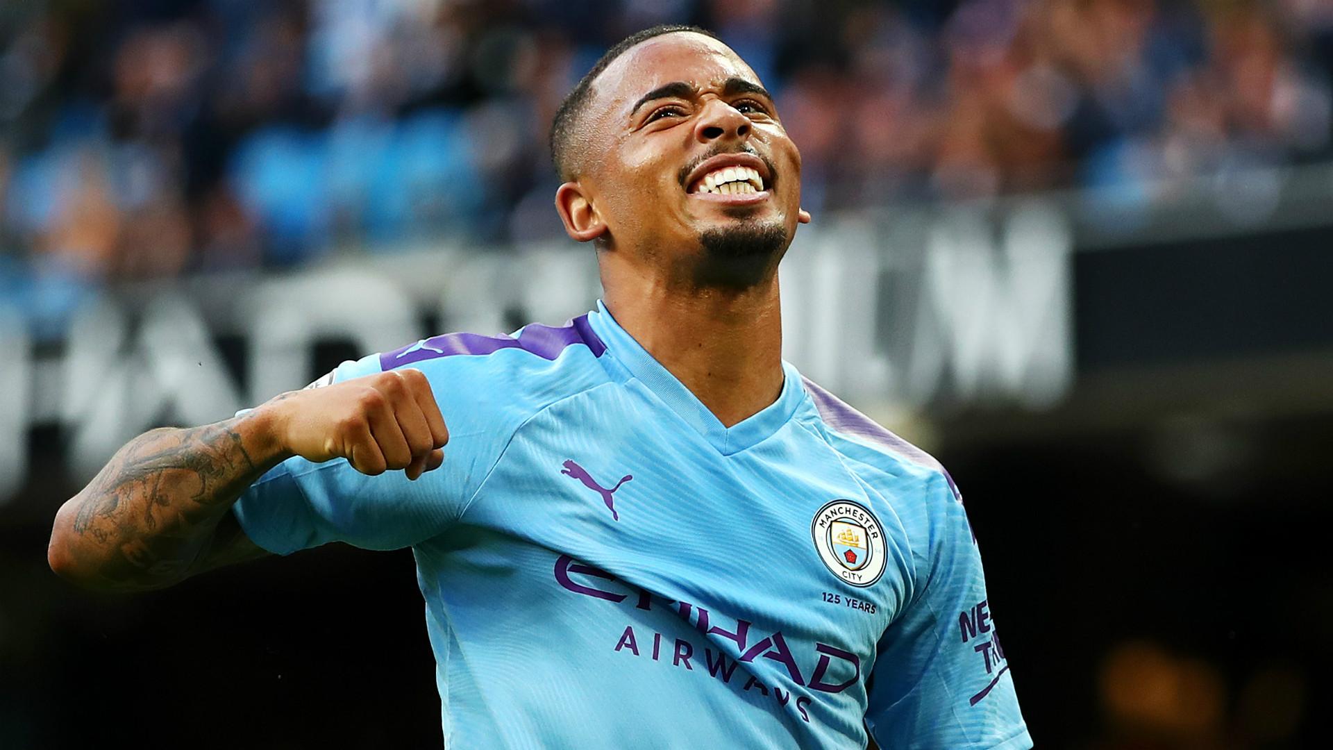 Gabriel Jesus Manchester City 2018-19