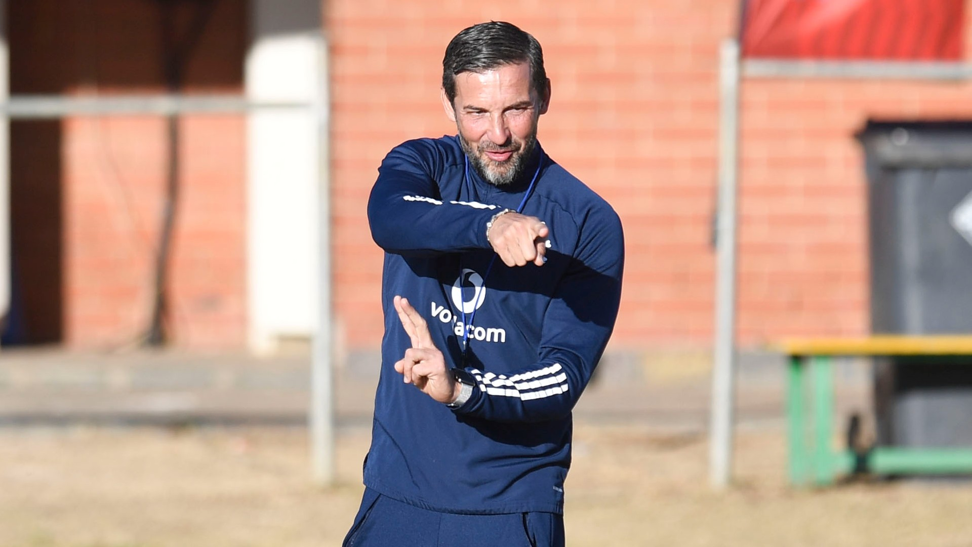 Orlando Pirates' Zinnbauer on his starting line-up for MTN8 Soweto Derby clash against Swallows