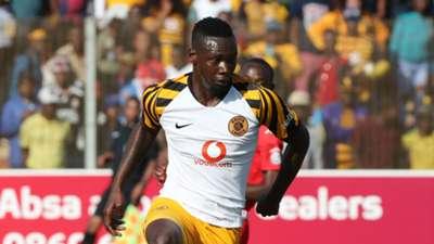Erick Mathoho, Kaizer Chiefs, August 2019