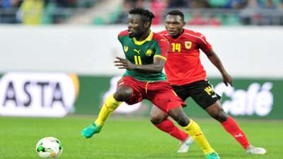 Cameroon v Angola