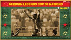 African Legends Cup of Nations: Kanu