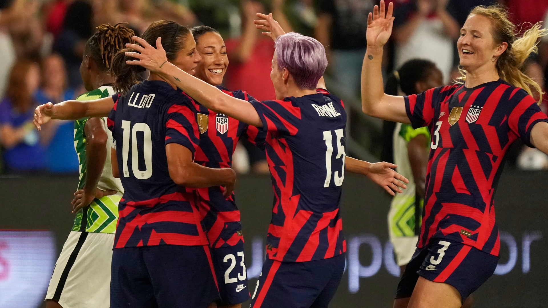 All eyes are on Andonovsky, after passing USWNT Nigeria, to end the Summer Series