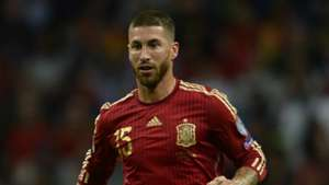 Most capped Europeans Sergio Ramos