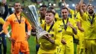 Alberto Moreno Villarreal Europa League 2021