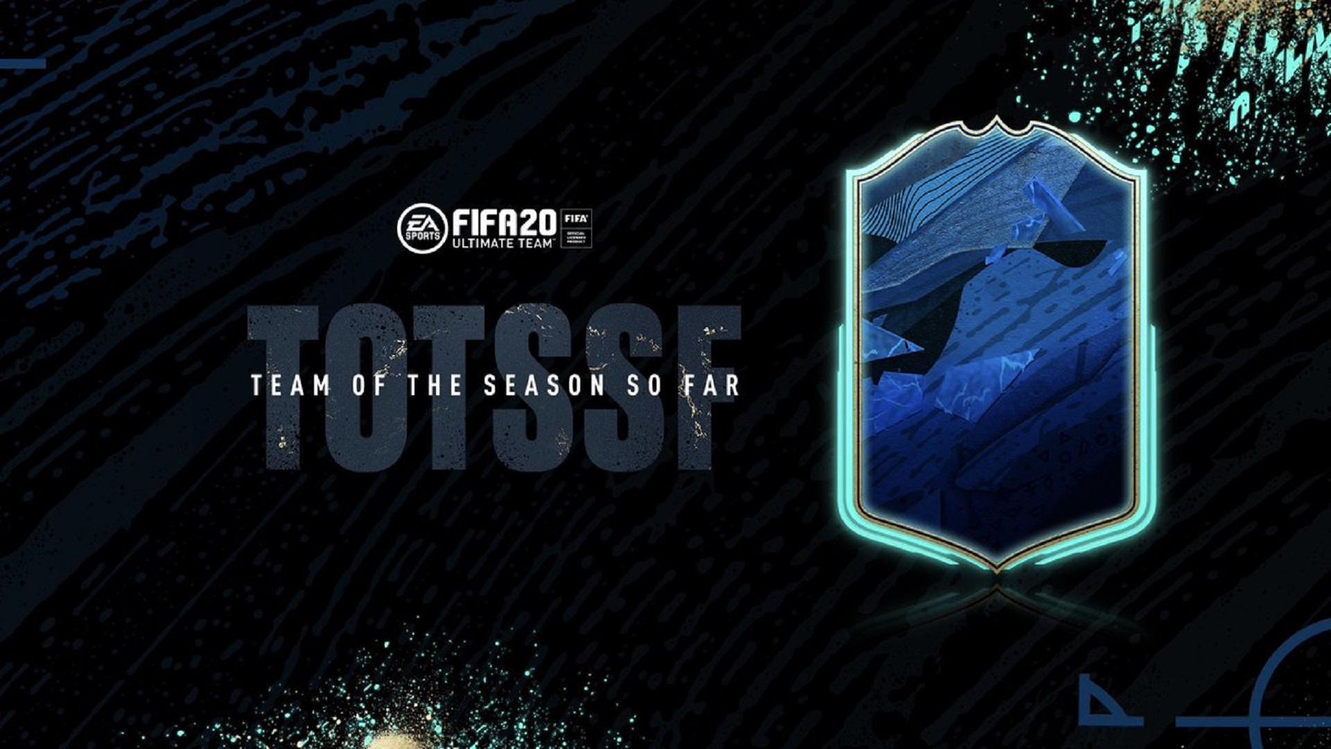 FIFA 20 Team of the Season So Far
