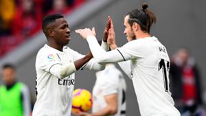 Vinicius Bale Real Madrid 2018-19