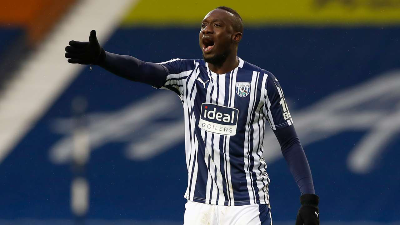 Mbaye Diagne - West Bromwich Albion