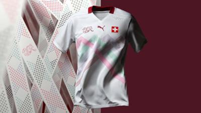 Switzerland Euro 2020 home kit