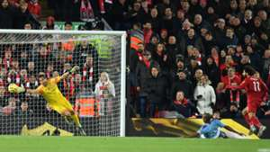 Mohamed Salah goal Liverpool vs Man City 2019-20