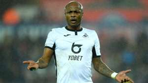 Andre Ayew's Swansea City share derby spoils with Cardiff City