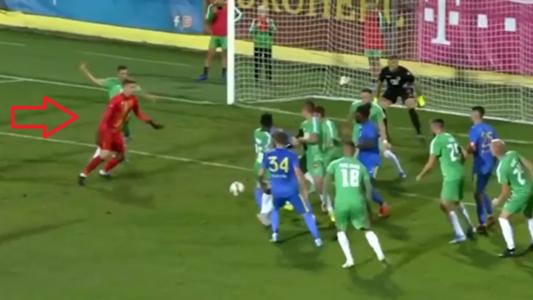 VIDEO: Keeper schießt in Kroatien Last-Minute-Ausgleich