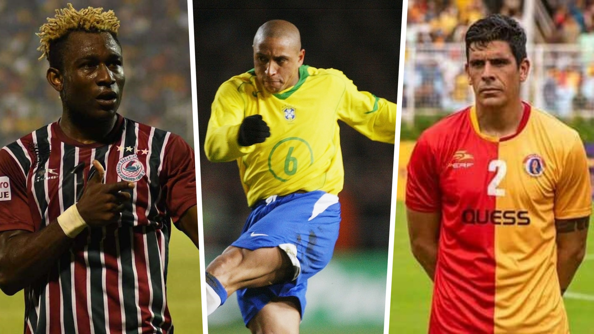 Indian Football: Sony Norde to Roberto Carlos - Foreign players in India who have played in Copa America