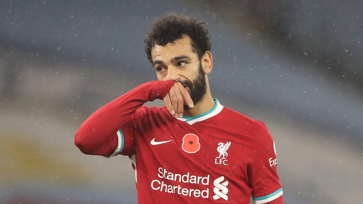 Klopp refuses to condemn Salah for catching Covid-19 despite seeing Liverpool's selection problems mount