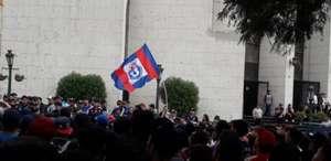 Hinchas Universidad de Chile