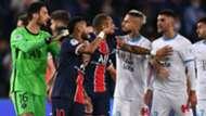 Neymar Dario Benedetto PSG Marseille Ligue 1 13092020