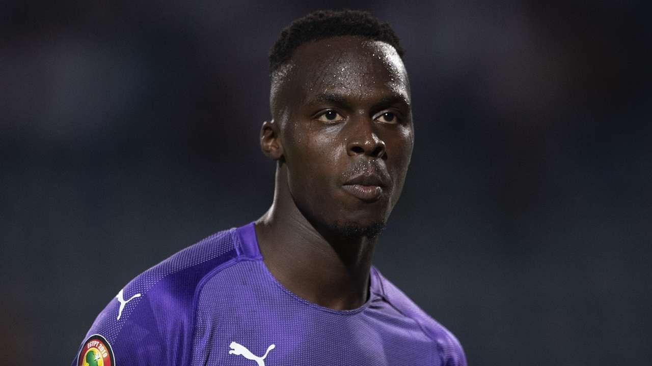 Edouard Mendy Senegal