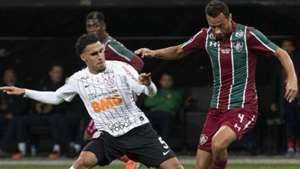 Gabriel Nenê Corinthians Fluminense Sul-Americana 2019