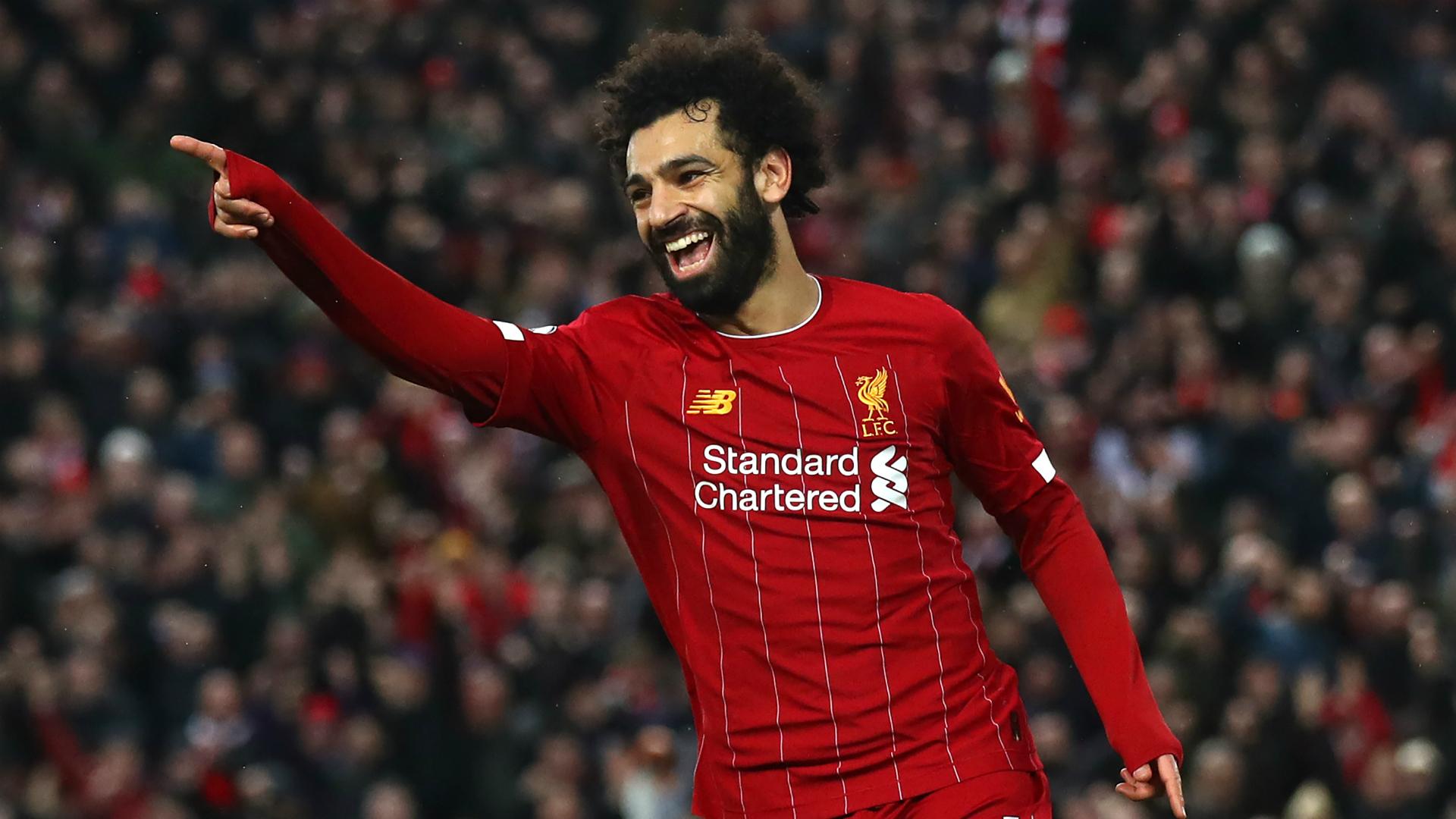 Salah beats Mane to Liverpool Goal of the Month award | Goal.com