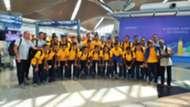 Malaysia U19, 17102018