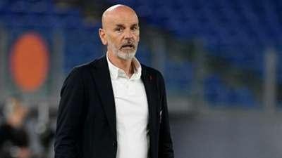 Stefano Pioli Milan 2020-2021
