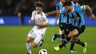 Luka Modric Real Madrid 16122017