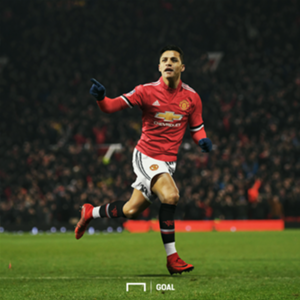 EMBED ONLY Alexis Sanchez Manchester United
