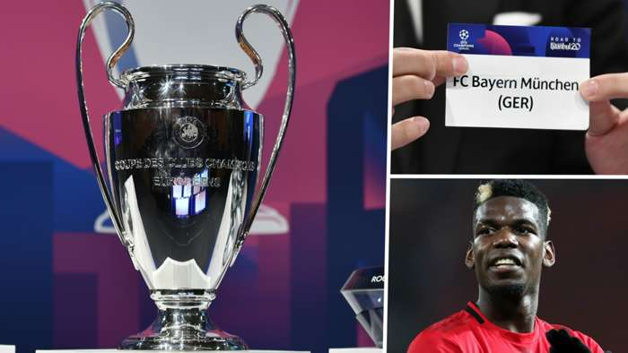 Champions League Paul Pogba Manchester United Bayern Munich