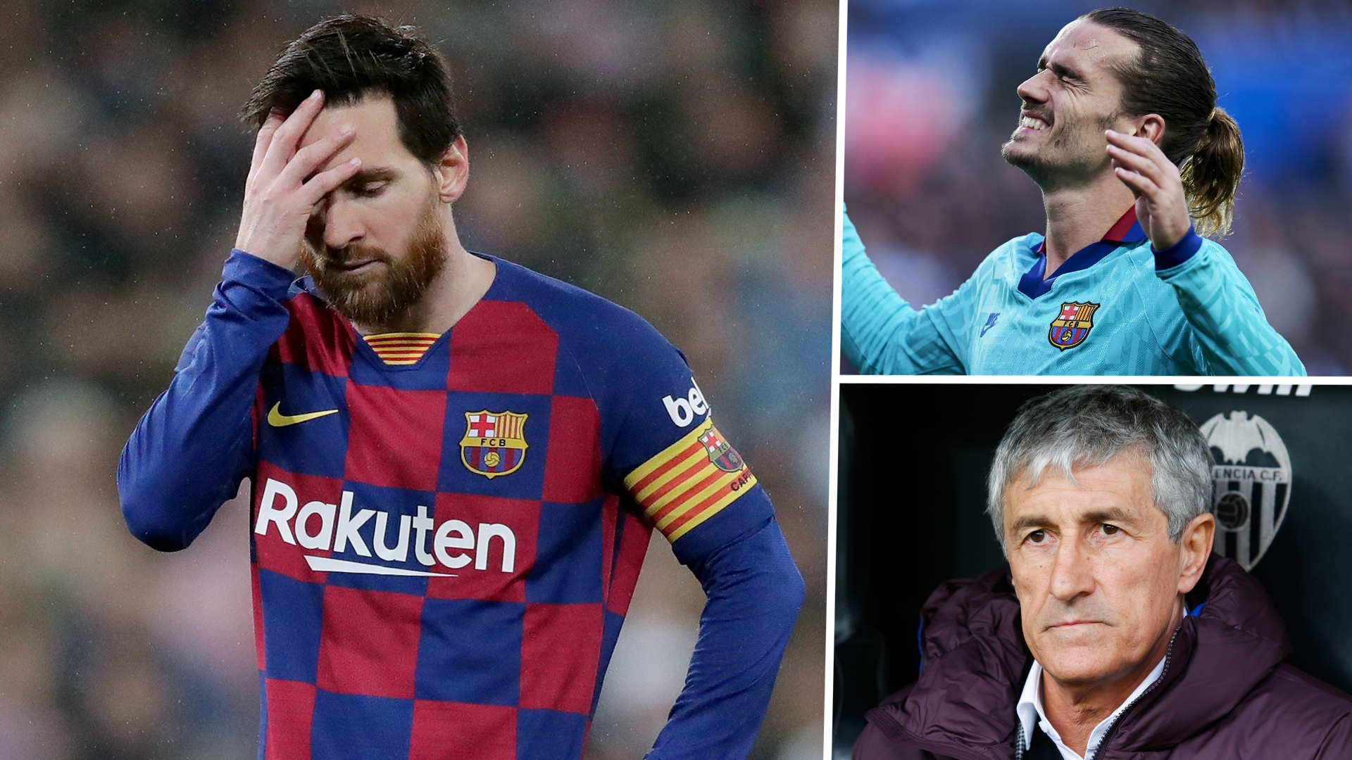 Messi S Role Griezmann S Future And The Burning Questions