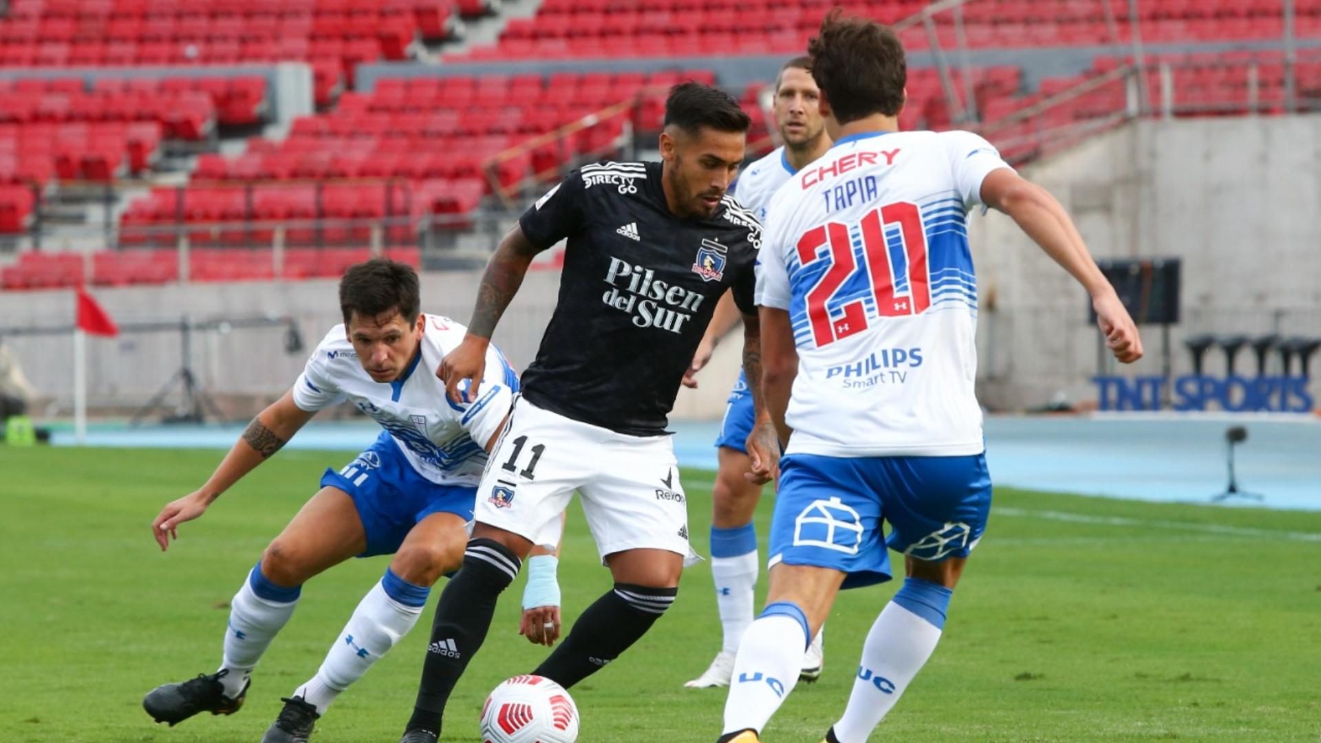 Universidad Católica vs. Colo Colo en vivo: partido online, resultado,  goles, videos y formaciones | Goal.com