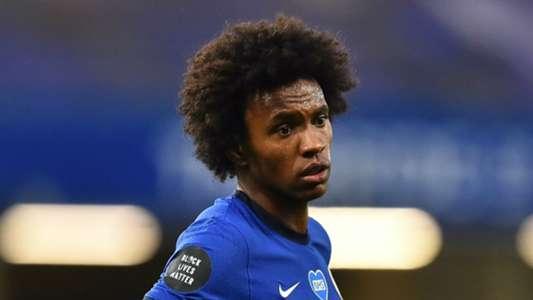 (Chuyển nhượng) Willian chính thức xác nhận chia tay Chelsea | Goal.com