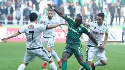 Jires Kembo-Ekoko Bursaspor Konyaspor