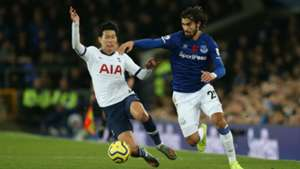 Andre Gomes Everton v Tottenham 11032019
