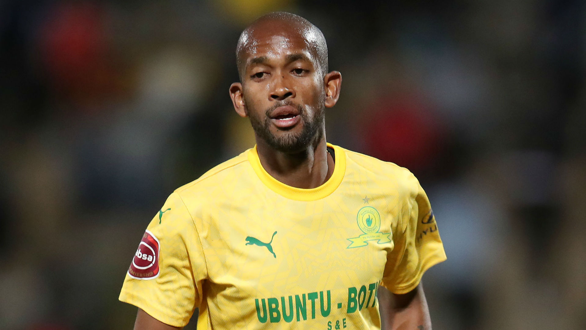Mamelodi Sundowns defender Lebusa: It was frustrating at times
