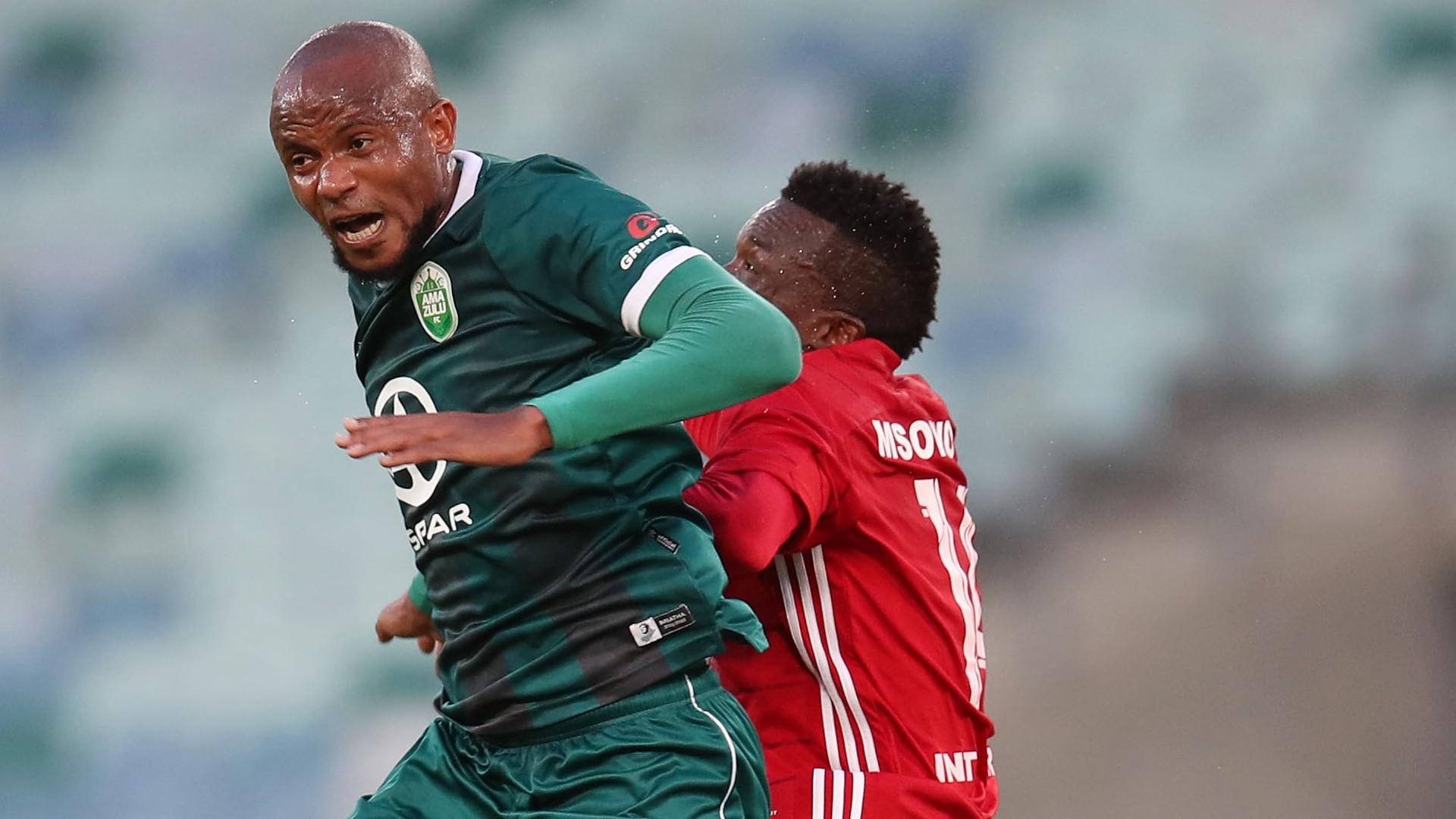Caf Champions League: AmaZulu FC 0-1 Nyasa Big Bullets: Ex-Orlando Pirates striker slays Usuthu