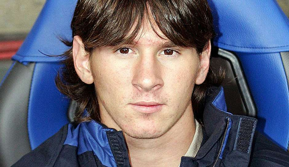 Messi Karriere Tore