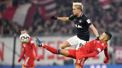 Thiago FC Bayern München Bundesliga 1912208