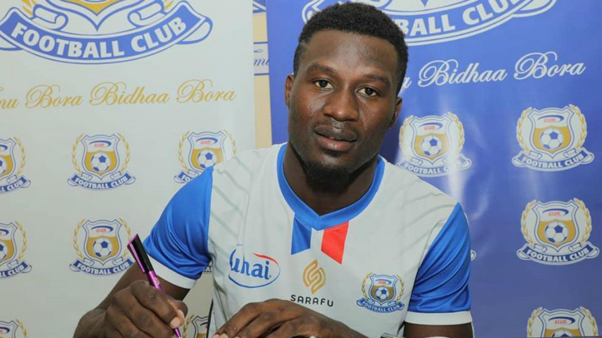 Negeri Sembilan find next 'Effa Owana' in new Cameroonian signing