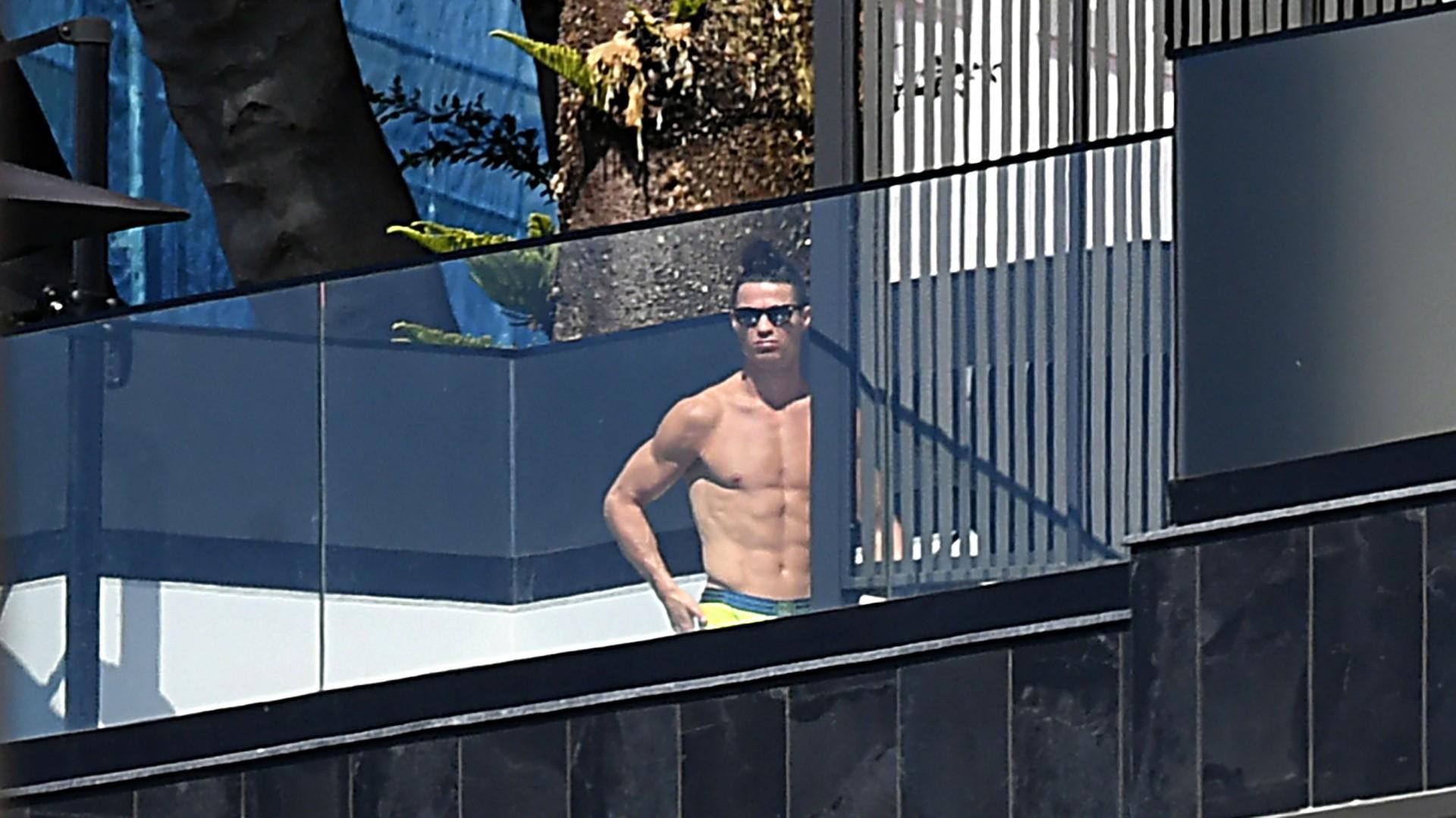 Crisitano Ronaldo Madeira