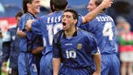 Diego Maradona 1994 World Cup Argentina