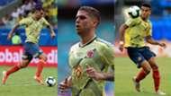 Edwin Cardona Gustavo Cuéllar Luis Díaz Colombia Copa América 2019