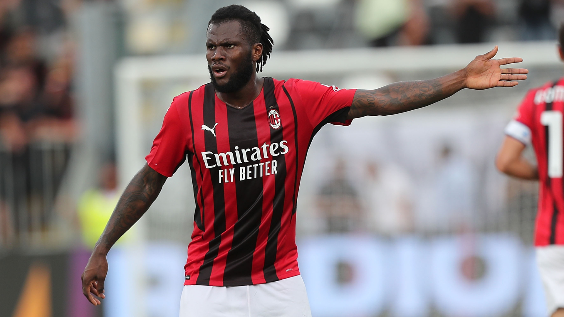 Kessie's agent dismisses reported proposal to Inter Milan as AC Milan's contract talk stalls