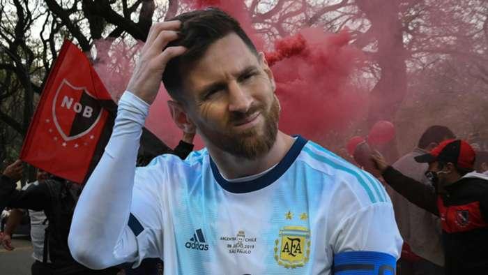 Lionel Messi Rosario Barcelona GFX